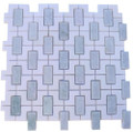 Soho Mosaic Rebus Marble Ming Green & Thassos