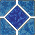 6x6 mosaic tile