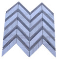 Soho Chevron Wooden Beige and Athens Gray
