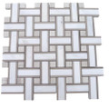 Soho Studio Lattice Athens Gray Oriental White  Wooden Beige