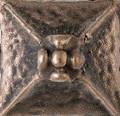 Landmark Metal Clavo Baby Deco Accent Tile 1.25x1.25