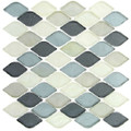 Nova Glass Tile Aquatica Grey Scale AQ2006