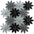 Nova Bouquette Floral Greys
