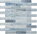 Nova glass tile New England Maritime Blue