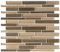 Glass Tile, Bella Muro Series. Harbour Beige