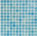 Hakatai Zydeco Baby blue glass tile