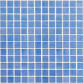 Hakatai Zydeco French blue glass tile