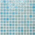Hakatai Zydeco Ocean breeze blend glass tile