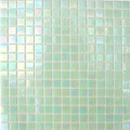 Hakatai Luster Series  Pear glass tile