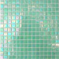 Hakatai Luster Series Willow glass tile