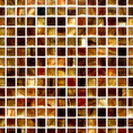 Sunset glass tile