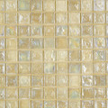 Seaside glass tile White