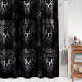 Bone-Collector-Black-Shower-Curtain