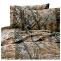 Realtree AP Camo All Purpose Sheet Set - Queen Size