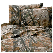 Realtree AP Camo All Purpose Sheet Set - King Size