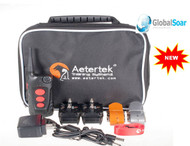 Aetertek 918C-2 600 Yard 10 Level 2 Dogs Training Anti Bark & Waterproof Collar