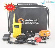 Aetertek 216C-2 600 Yard 2 Dogs Training Anti Bark Collar