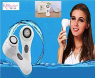 Hancutie SK-5050(HQJ-1012) Electronic Ultrasound Vibration Cleansing Brush(Rechargeable)