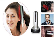 Hancutie SK-107A Electronic Scalp Laser Physiotherapy Comb(Rechargeable)