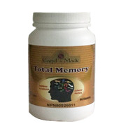Cand-Made Total Memory 90Capsules(加拿大Cand-Made 健忘记忆灵 90粒入)