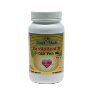 Cand-Made CoQ10 Fish Oil for Cardio Health 100Capsules(加拿大Cand-Made 辅酶Q10+Omega-3心脏宝 100粒入)
