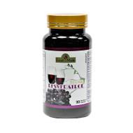 Cand-Made 100MG Resveratrol 90Capsules(加拿大Cand-Made 白藜芦醇 90粒入)