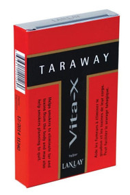 LANLAY Vita-X TARAWAY-Eliminate Tar and Toxins  20ml(美国LANLAY Vita-X 烟神-戒烟排毒  20ml)