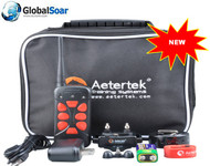 Aetertek 215D-550-1 600 Yard 1 Dog Training Anti Bark Collar