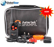 Aetertek 216D-550-1 600 Yard 1 Dog Training Anti Bark & Waterproof Collar