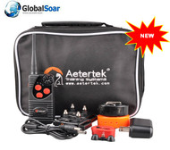 Aetertek 216D-550-2 600 Yard 2 Dog Training Anti Bark & Waterproof Collar