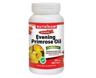 NUTRIDOM Evening Primrose Oil Omega-6 & GLA  500mg 200Softgels(加拿大NUTRIDOM月见草 -贵妇宝 500mg  200粒入)
