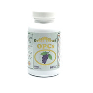 Gree Rows OPC Grape Seed Extract 60 Softgels(加拿大 Gree Rows 葡萄籽萃取精华  60粒入)