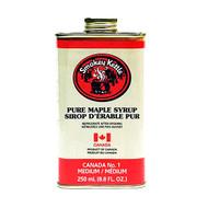 SMOKEY KETTLE Pure Maple Syrup(No.1 Medium)  250ml(加拿大 SMOKEY KETTLE 纯枫树糖浆(一级平和) 铁罐装  250ml)