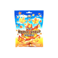 CANADA TRUE Pure Maple Syrup Candies  120g(加拿大 CANADA TRUE 纯枫桨糖  塑胶精美袋装 120g)
