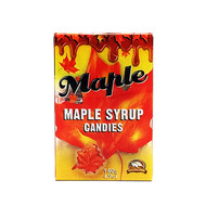 CANADA TRUE Maple Syrup Candies 140g(加拿大 CANADA TRUE 枫桨糖 精美塑胶盒裝 140g)