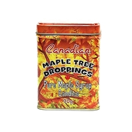 CANADA TRUE Pure Maple Syrup Candies  90g(加拿大 CANADA TRUE 纯枫桨糖   精美铁罐裝 90g)