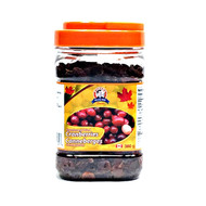 UNCLE BILL Sweetened Dried Cranberries  380g(加拿大UNCLE BILL 蔓越莓干 塑胶罐装 380g)