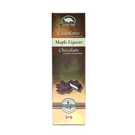 CANADA TRUE Maple Liqueur Chocolates  40g(加拿大 CANADA TRUE 枫叶巧克力 小包裝 40g)
