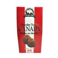 CANADA TRUE Chocolate Truffles 204g(加拿大 CANADA TRUE 巧克力松露  礼盒包裝 204g)