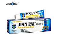 JIAN PAI Natural Skin Care Cream 10g/0.35oz(加拿大剑牌中草药皮膚病霜 10g/0.35oz )