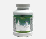 GREEN VALLEY Gout Plus for Joint Pain & Reduce Uric Acid 150Capsules(加拿大GREEN VALLEY 痛风灵 150粒入)