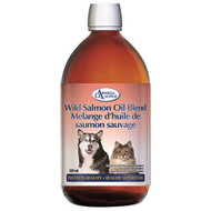 Omega Alpha Pets Daily Nutritional Needs&Wild Salmon Oil Blend 500 ml