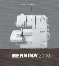 Bernina 2000 D DE Overlocker