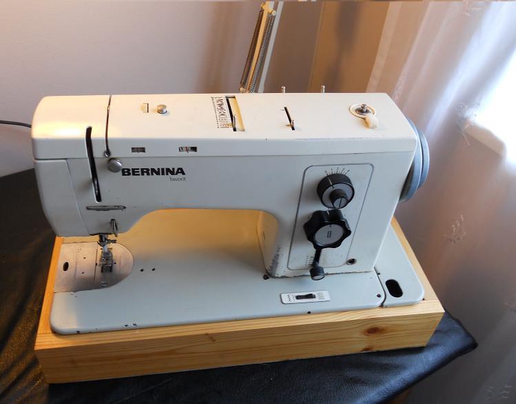 Bernina 850 840 841 842 Sewing machine instruction manual