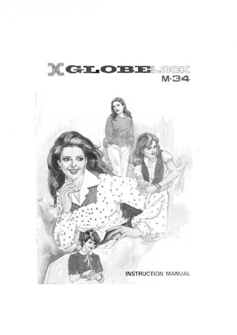 Globe M34 User Manual