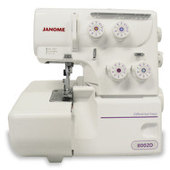 Janome 8002 D instruction manual