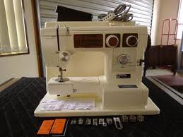 Janome - New Home 619 Sewing Machine Instruction Manual