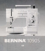 Bernina 1090S Manual