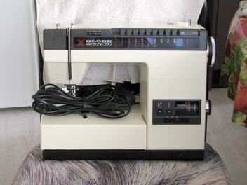 Globe Electronic 390 Sewing Machine
