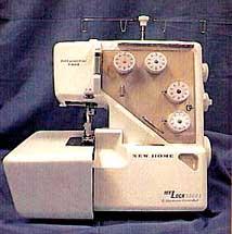 Sewing machines & overlockers overlocker janome my lock 534d s.
